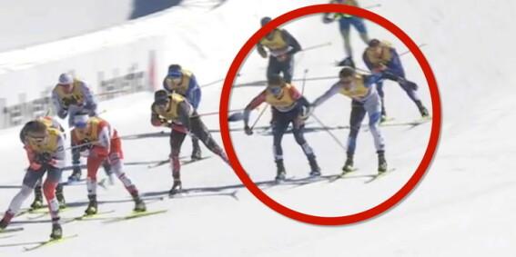 Image: - Ikke bra for sporten