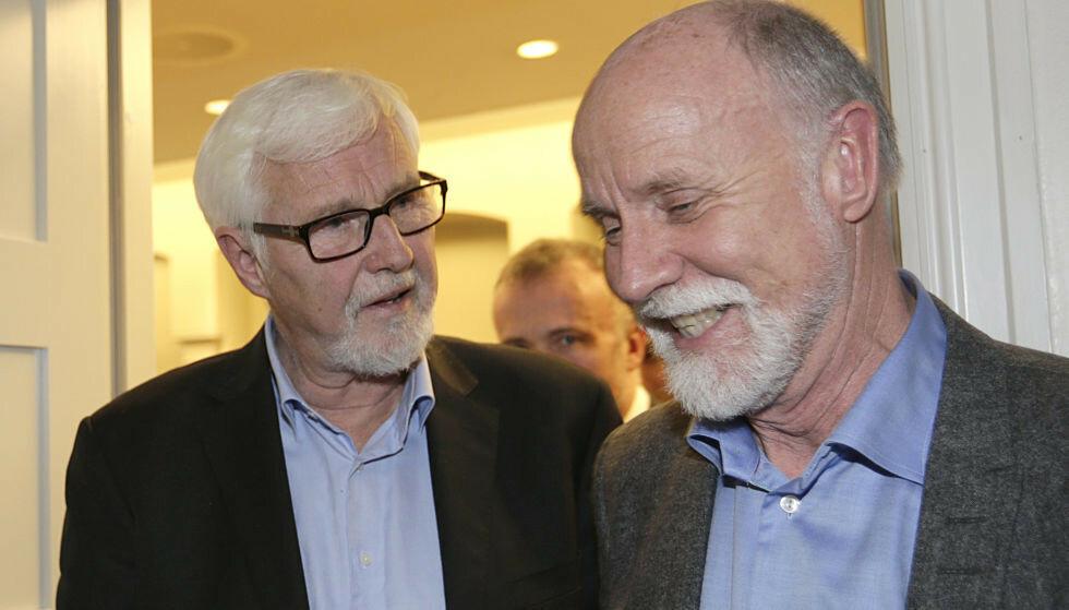 ORDFØRER: Molde-ordfører Torgeir Dahl (H) sier han hadde fire telefonsamtaler med statssekretær Peder Egseth lørdag og søndag, melder NTB. Foto: Vidar Ruud / NTB.