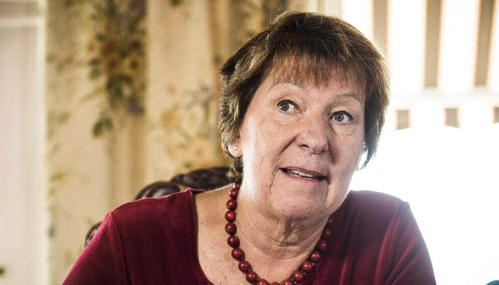 OSLO-ORDFØRER: Marianne Borgen går ut mot Molde-ordfører Torgeir Dahl (H). Foto: Lars Eivind Bones / Dagbladet.