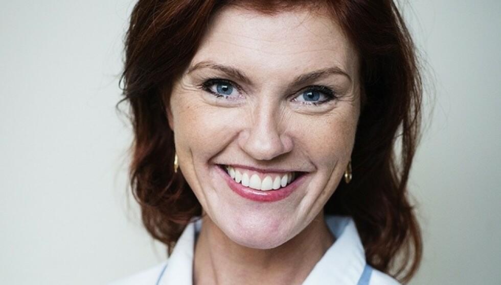 Fluorekspert: Mariann Sørensen er tannlege ved Odontia Tannlegene Sandvika.