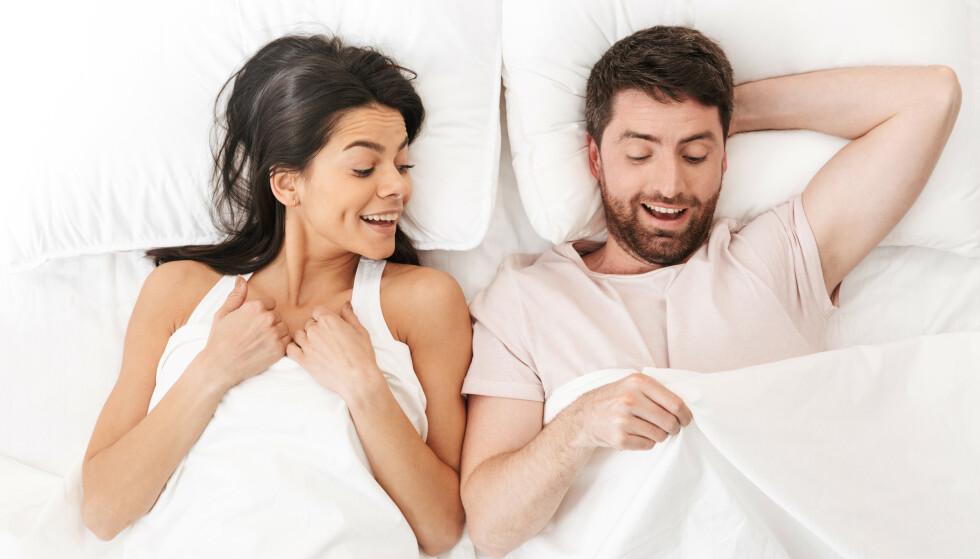 NYE FUNN: En ny studie avslører ny gjennomsnittslengde på penis. Illustrasjonsfoto: Shutterstock / NTB scanpix