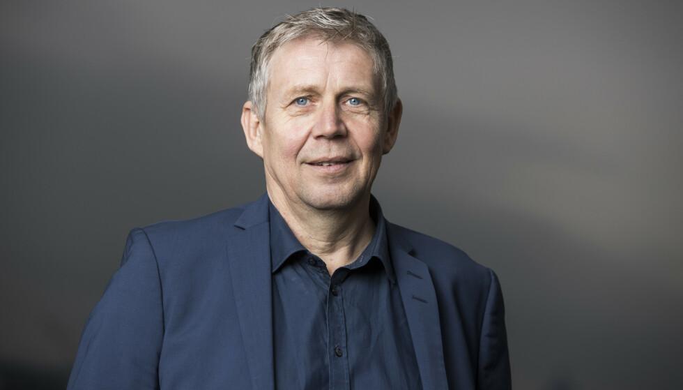 SLUTTER: Eivind Landsverk slutter i Discovery. Foto: Håkon Mosvold Larsen / NTB