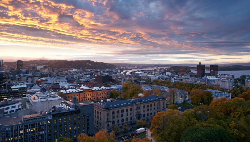 FÅR MER VAKSINE: Med den nye vaksinestrategien vil Oslo være et av stedene hvor vaksineandelen øker betraktelig. Foto: NTB