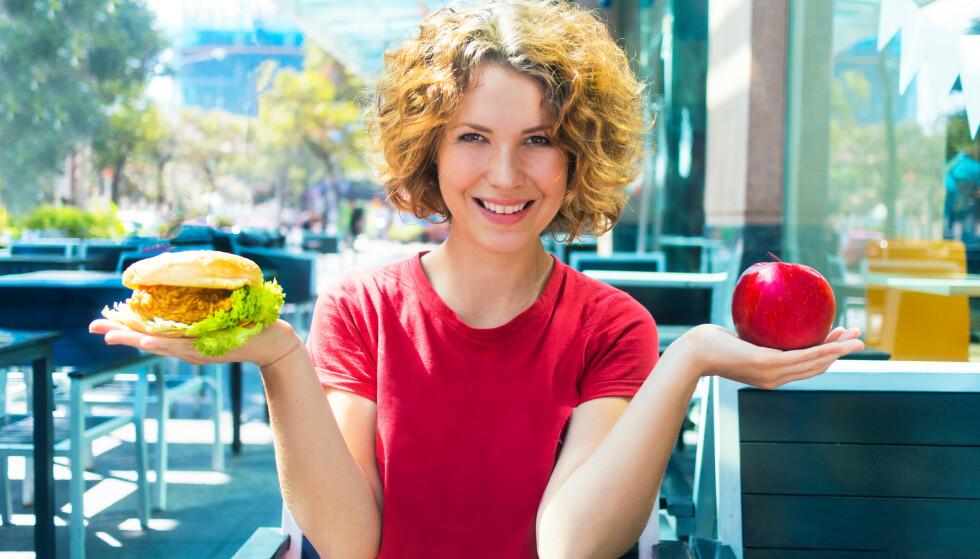 KOLESTEROL: Visse fett-typer bør du styre unna for å unngå et høyt kolesterol. Foto: Shutterstock