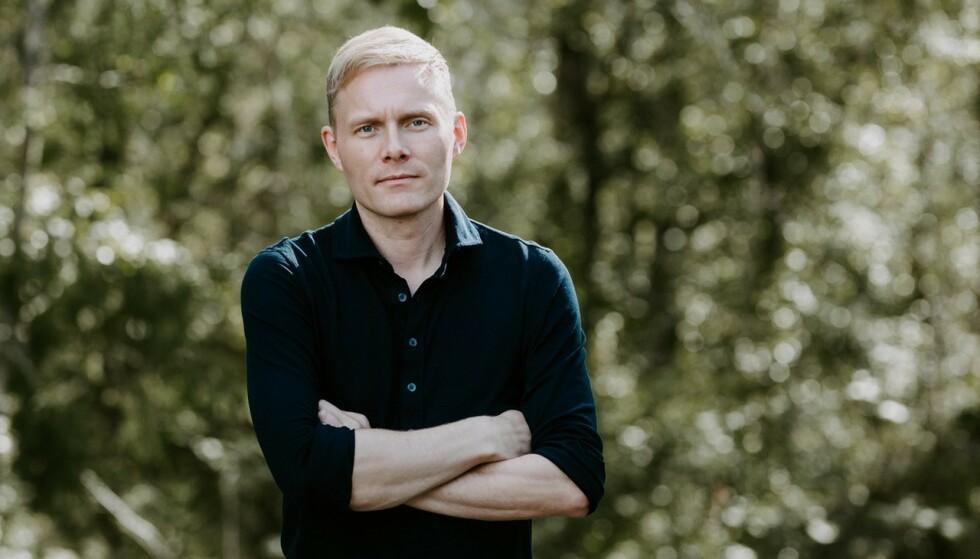KLAGER INN: Norsk Komponistforening og deres styreleder Jørgen Karlstrøm klager inn NRKs musikkprofil til Kringkastingsrådet. Foto: Norsk Komponistforening.