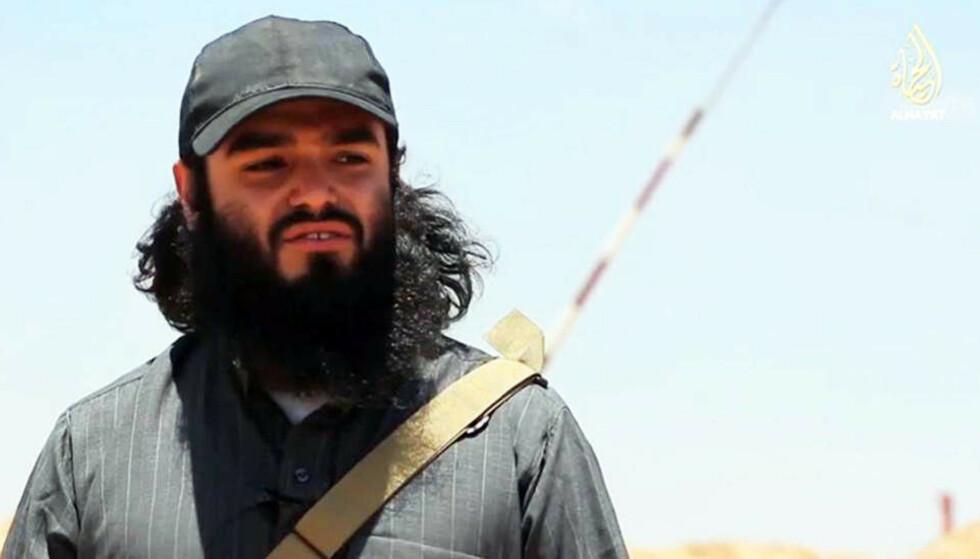 - DÅRLIG RYKTE: Bastian Vasquez, her fra en IS-propagandavideo, hadde dårlig rykte selv i IS-miljøet, forteller et fransk vitne.