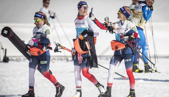VRAKET: Ragnhild Haga. Foto: Bjørn Langsem / Dagbladet