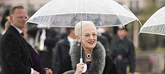 Dronninga med historisk fravær
