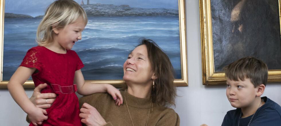 Josefina ble mamma som 46-åring: – Trodde det var lett å bli gravid
