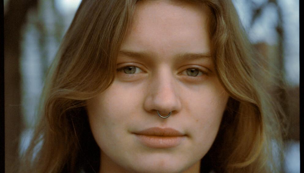 PÅ STJERNELISTE: Girl in Red har havnet på Forbes «30 under 30»-liste med europeiske stjerner innen kategorien underholdning. Foto: Jonathan Vivaas Kise.