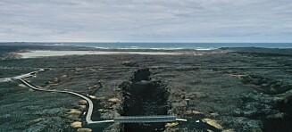 Frykter vulkanutbrudd etter 17 000 jordskjelv