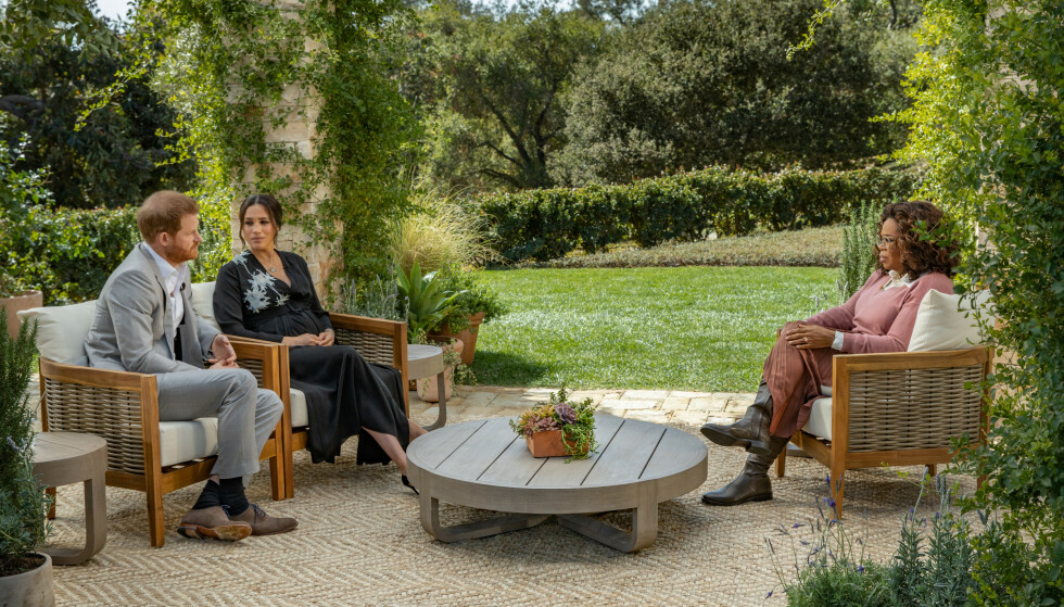 STORE FORVENTNINGER: Det er forventet flere avsløringer i Oprah-intervjuet. Foto: Harpo Productions/Joe Pugliese