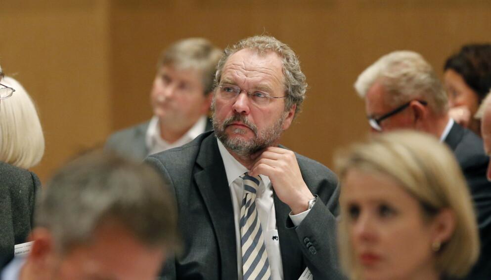 Lars Sponheim avbildet i 2012. Foto: Lise Serud / NTB