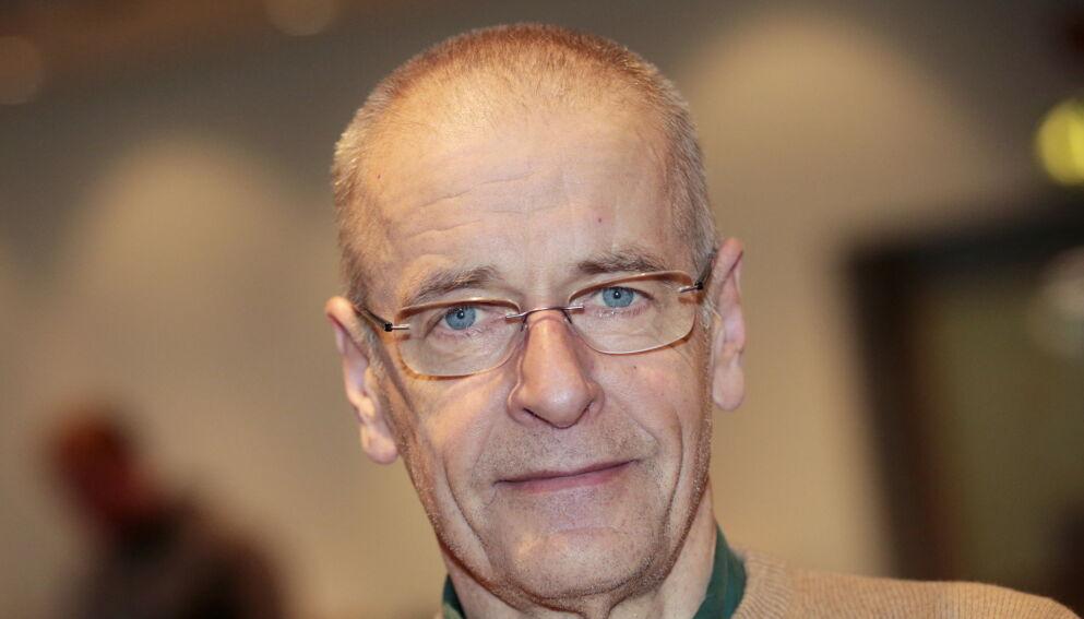 REPORTER: Ernst A. Lersveen. Foto: Lise Åserud / NTB