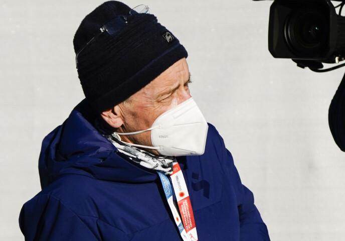 PROFIL: Ernst A. Lersveen er Norges mest rutinerte langrennsreporter. Foto: Lise Åserud / NTB