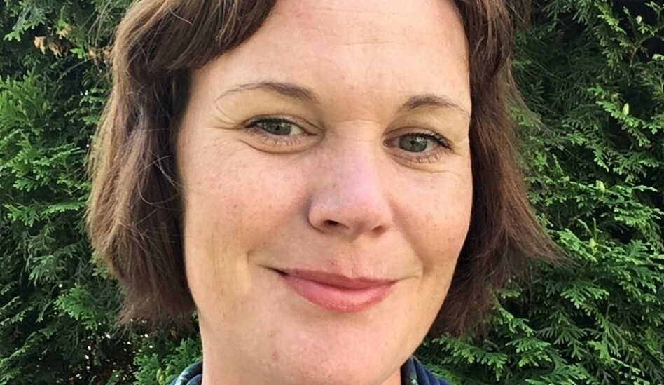 UT MOT SYLVI: Silje Alise Ness sammenligner Sylvi Listhaug med nazi-sympatisør og landssviker. Foto: Rødt