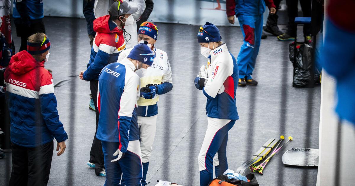Protest-drama etter femmila i Ski-VM i Oberstdorf:
