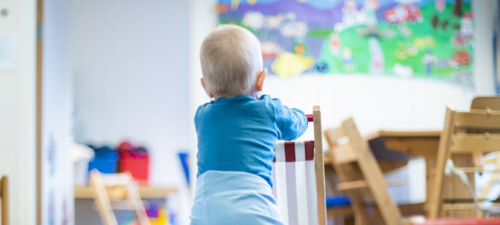 For stor risiko for barnehageansatte