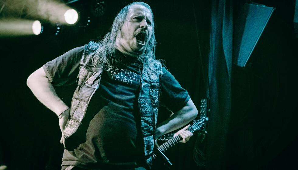 DØDE: Lars-Göran Petrov ble 49 år gammel. Foto: Gonzales Photo /Nikolaj Bransholm/NTB
