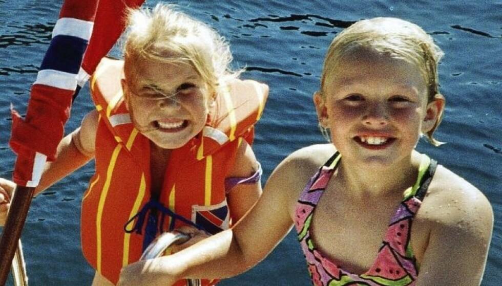 DREPT: Stine Sofie Sørstrønen og Lena Sløgedal Paulsen ble misbrukt og drept i Baneheia. Foto: Privat