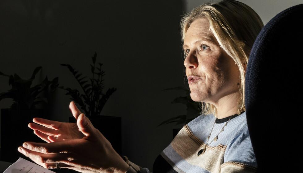 - HELSIKES KJØR: Sylvi Listhaug har selv vært raskt tilbake i jobb og har stor forståelse for kvinner som ønsker å være lengre hjemme. Foto: Hans Arne Vedlog / Dagbladet
