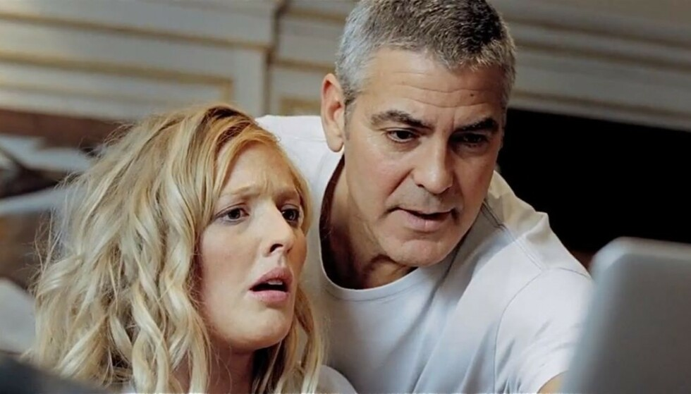 - I 2010 hadde DNB en omfattende sparekampanje med George Clooney, og et klart budskap. til norske kvinner: «Noen er så heldige å gifte seg rik. For alle oss andre må det spares.», Clooney-kampanjen var vellykket, men kunne aldri ha funnet sted i 2019, skriver innsenderne. Foto: DNB