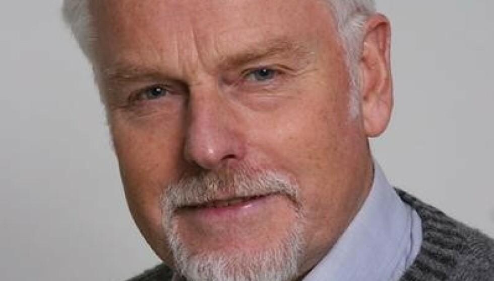 PROFESSOR: Professor i internasjonal helse, Gunnar Kvåle. Foto: Universitetet i Bergen