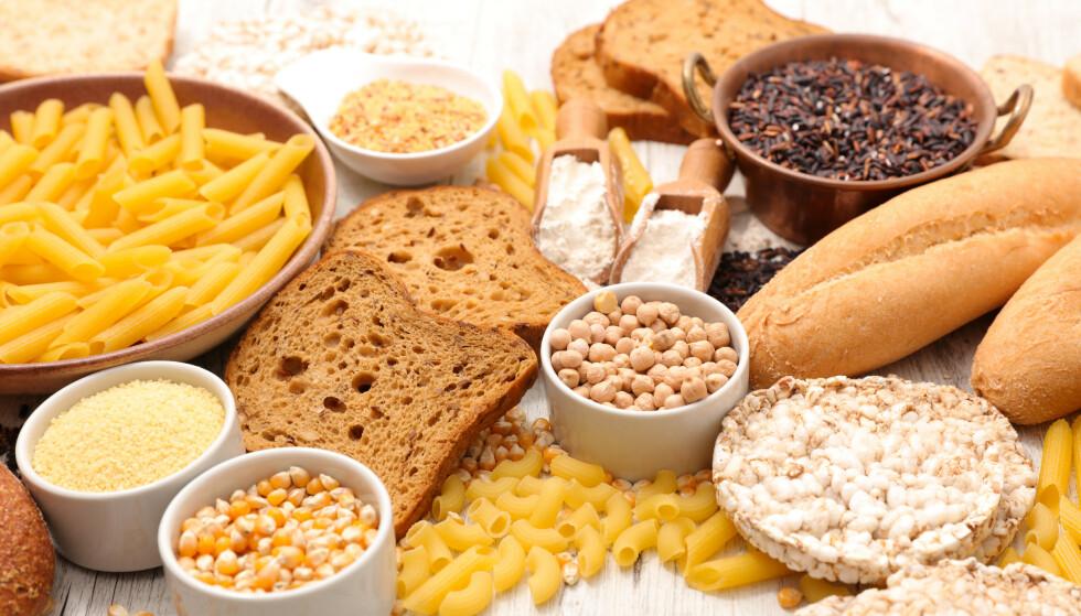 GLUTEN: Cøliakere blir syke av gluten, som er et protein som finnes i de fleste bakervarer og pasta. Foto: Shutterstock / NTB Scanpix.