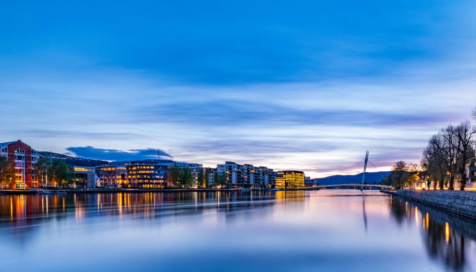 DRAMMEN: 110 smittetilfeller på tre dager bekymrer smittevernoverlegen i Drammen. Foto: Shutterstock / NTB