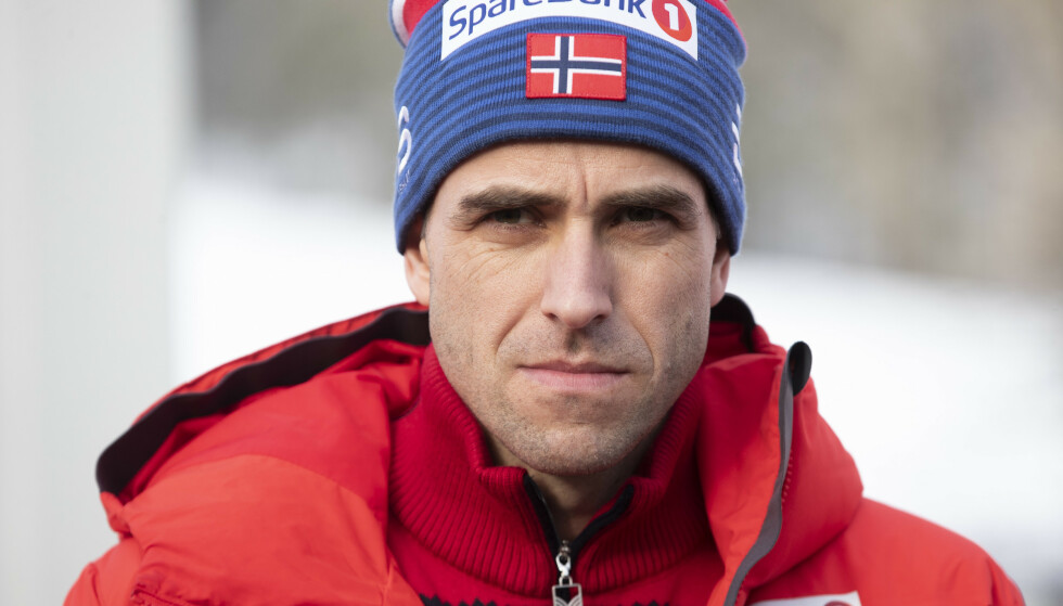 FEIL: Landslagslege Øystein Andersen avkrefter Välbes kritikk. Foto: Terje Bendiksby / NTB