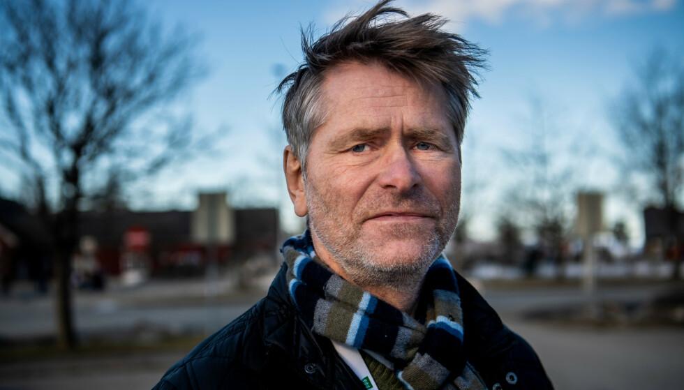 LENGRE AVSTAND: Ordfører i Gjerdrum, Anders Østensen (Ap), har sammen med resten av kommunestyret innført strengere smittevernstiltak i kommunen. Foto: Lars Eivind Bones / Dagbladet