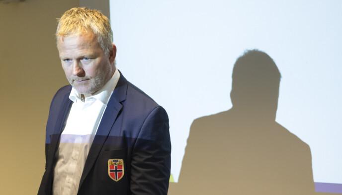 ASSISTERENDE GENERALSEKRETÆR: Kai-Erik Arstad. Foto: Vidar Ruud / NTB