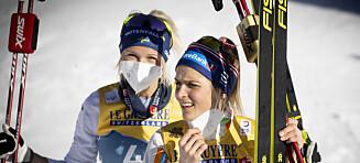 Therese Johaug står over verdenscupavslutningen