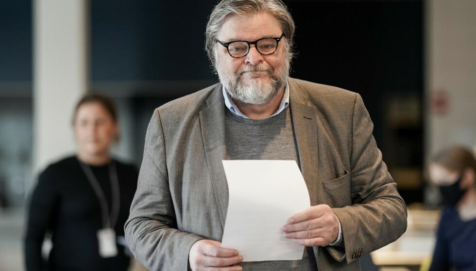 Steinar Madsen er medisinsk fagdirektør i Legemiddelverket. Foto: Stian Lysberg Solum / NTB