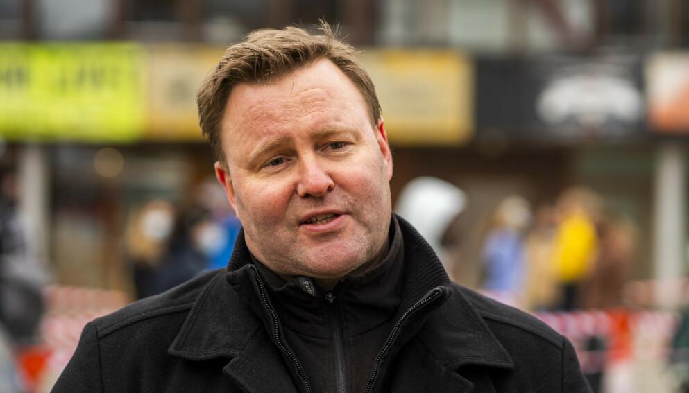 FORNØYD: Assisterende helsedirektør Espen Nakstad mener Oslo-tiltakene er fornuftige, og sier at han tror de kan fungere. Foto: Håkon Mosvold Larsen / NTB