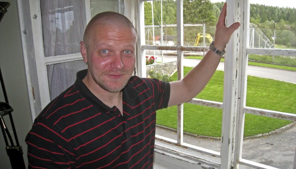 DØMT: Viggo Kristiansen ble dømt for drapene i Baneheia. Foto: Eivind Pedersen /Dagbadet