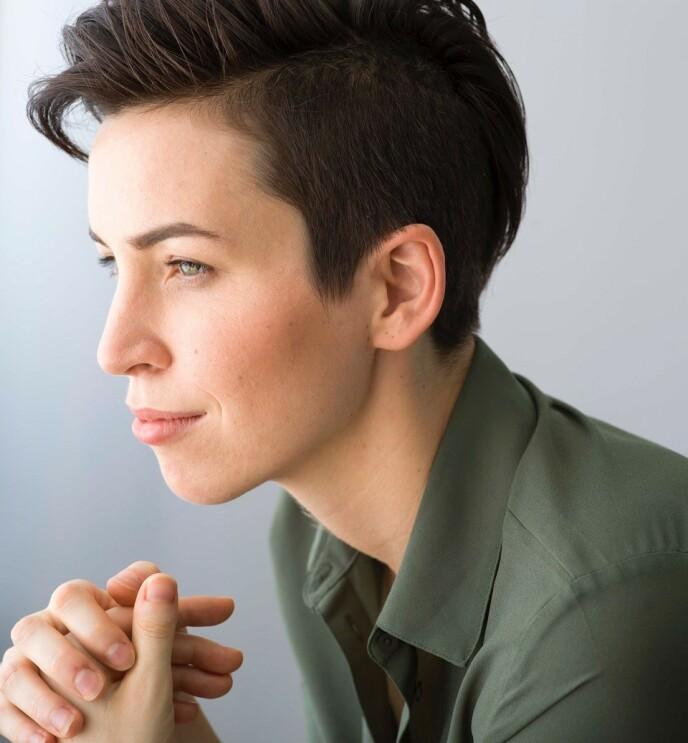 JULIA PHILLIPS: Amerikansk forfatter som har skrevet debutromanen «Alt som ble borte» etter et to år langt studieopphold på den isolerte russiske halvøya Kamtsjatka. Foto: Pax