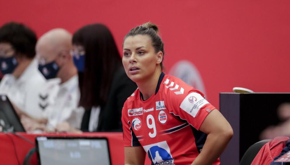 NY ROLLE: Nora Mørk skal bidra for Norge i en helt ny rolle. Foto: Vidar Ruud / NTB