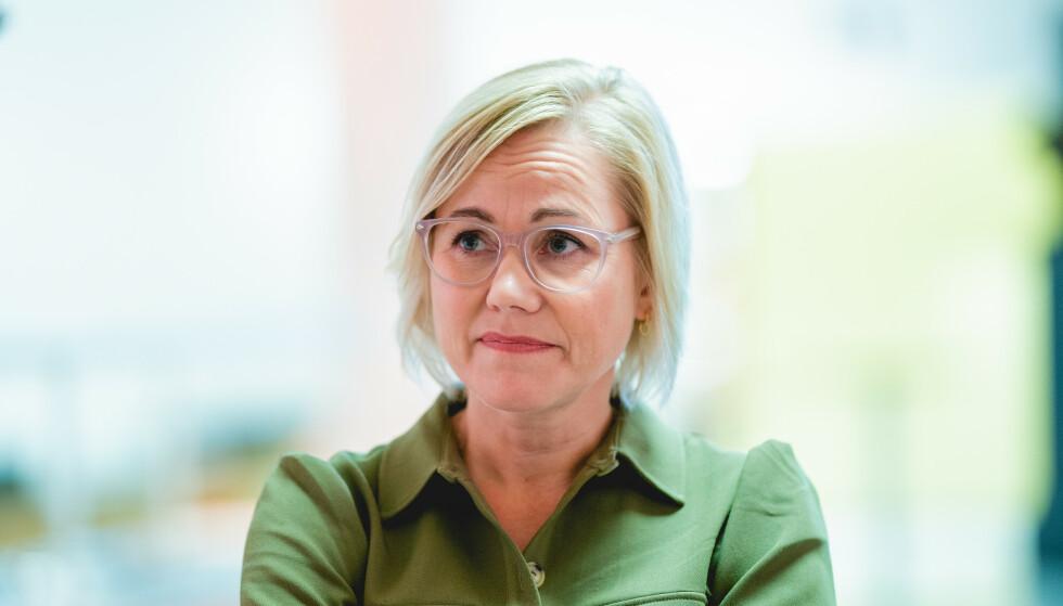 KRITISK: Arbeiderpartiets helsepolitiske talsperson, Ingvild Kjerkol. Foto: Stian Lysberg Solum / NTB