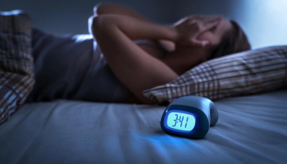 SUNN SØVN: Hjernen bruker søvnen til å nullstille seg, ifølge søvnforskerne. Derfor vil dårlig søvnkvalitet ha en stor betydning for både den fysiske og psykiske helsa vår. Illustrasjonsfoto: Shutterstock / NTB Scanpix