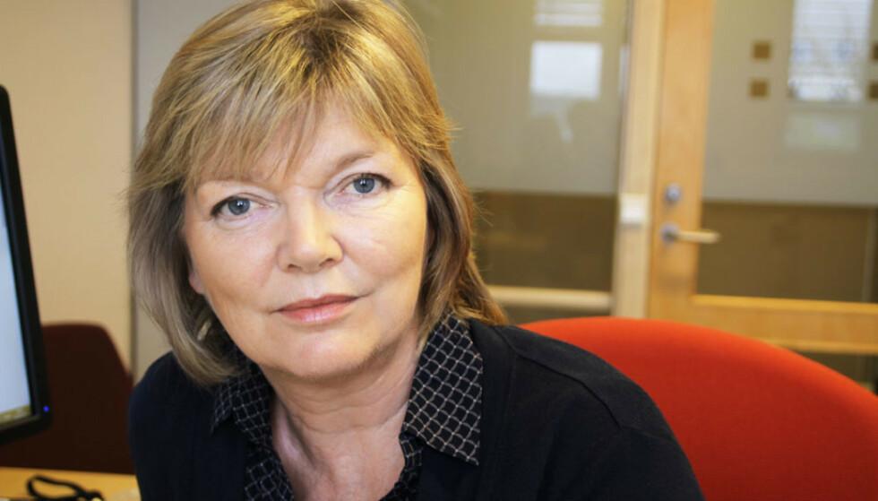 KRITISK: Lege og immunolog Charlotte Haug etterlyser dokumentert effekt av myndighetenes strenge coronatiltak. Foto: Elin Fugelsnes