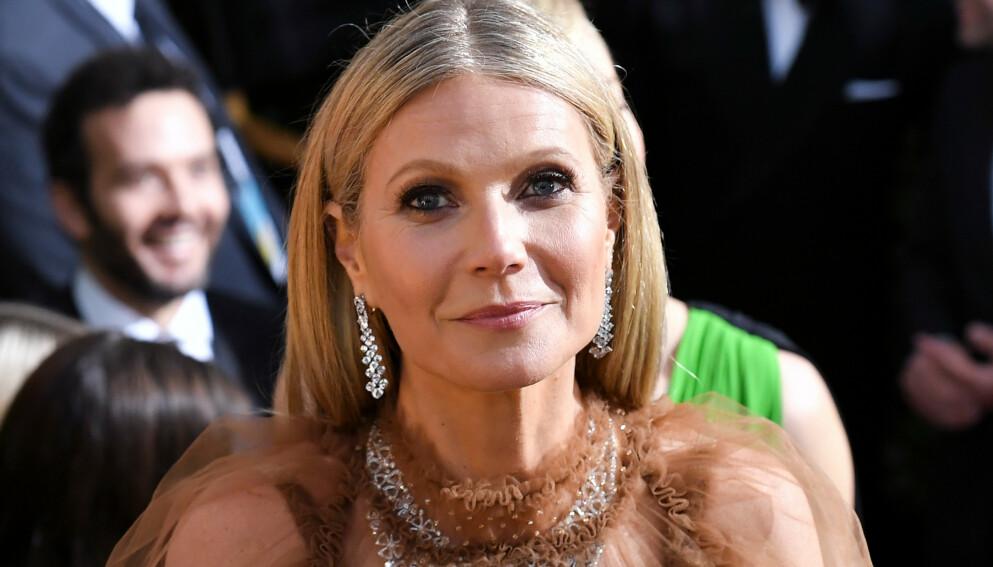 MISLYKKET: Hollywood-stjerna Gwyneth Paltrow innrømmer mislykket inngrep. Foto: Rob Latour /Shutterstock / NTB