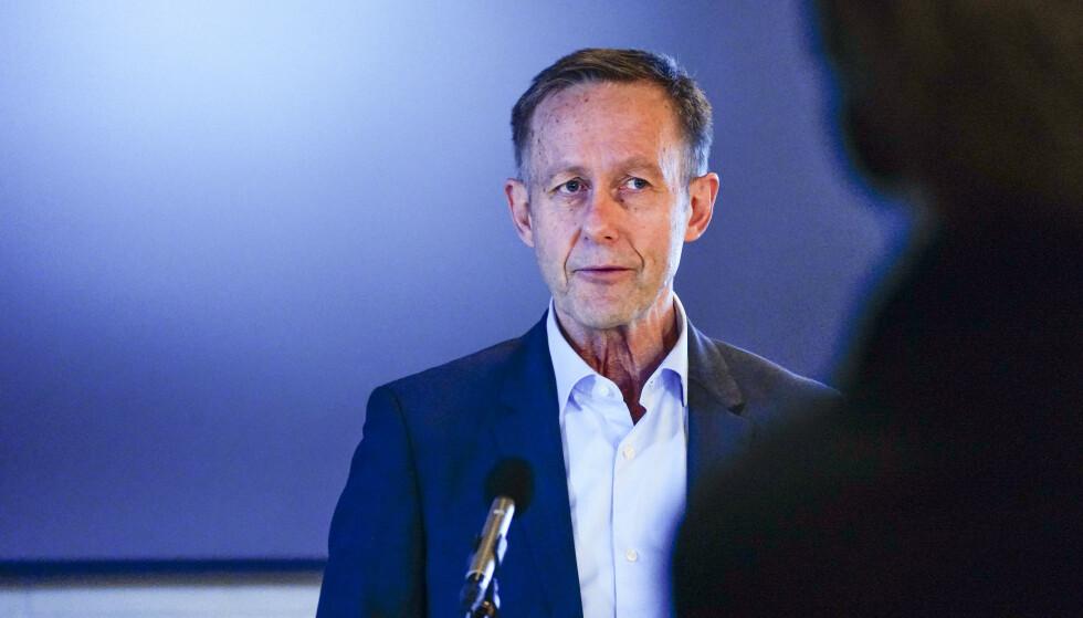 SJEF: Direktør Audun Hågå i Statens legemiddelverk. Foto: Lise Åserud / NTB