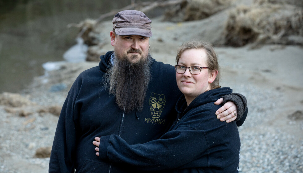 POLY: Trine Volder og Arnt Roger Beiset er samboere, men definerer seg selv som polyamorøse. Eivind Senneset / Dagbladet