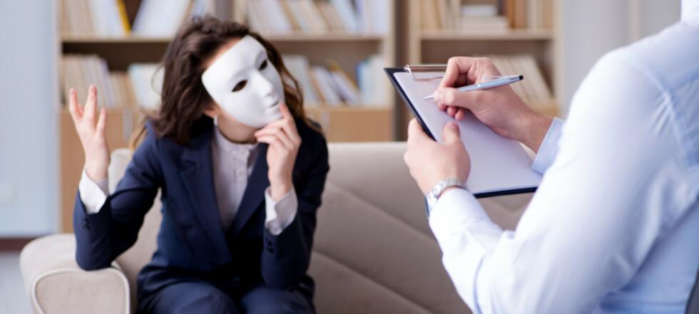 Personligheten som avslører narsissisten