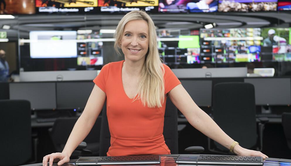 ÅPEN: TV 2-profil Yvonne Fondenes åpnet seg søndag om vold i hjemmet da hun var barn. Reaksjonene hun har fått har vært helt overveldende. Foto: Marit Hommedal / NTB