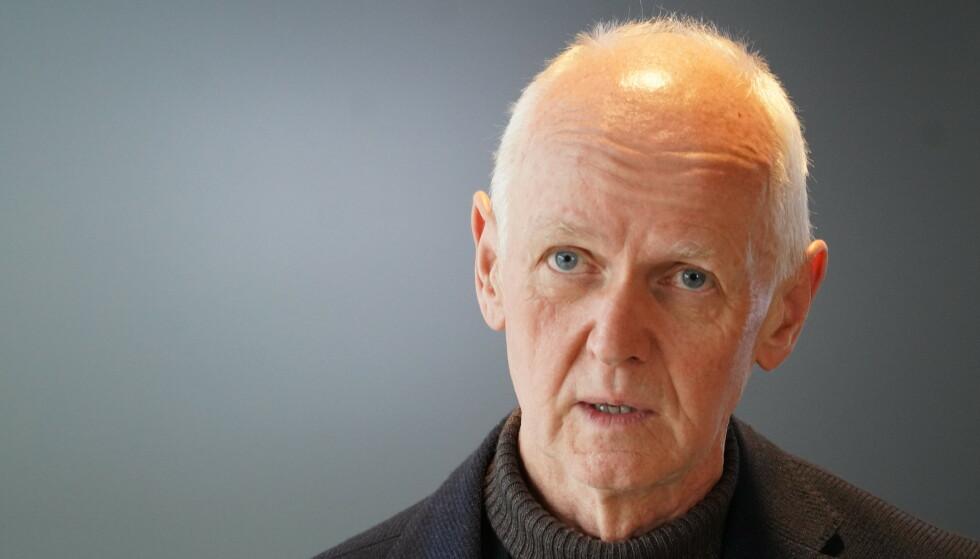 OMRÅDEDIREKTØR: Smitteverndirektør i FHI, Geir Bukholm. Foto: Ole Berg-Rusten / NTB