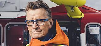 Nødnummeret må vike for NRK-serie