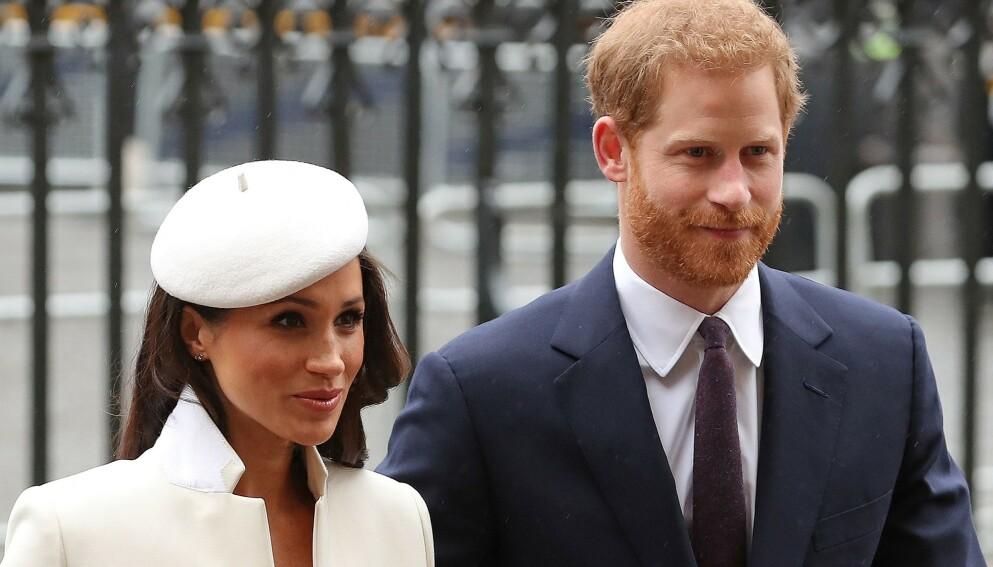 SLUTTER: Hertuginne Meghan og prins Harry har de siste åra mistet en rekke ansatte. Nå slutter også stabssjef og administrerende direktør i hertugparets stiftelse Archewell. Foto: Daniel Leal-Olivas / AFP / NTB