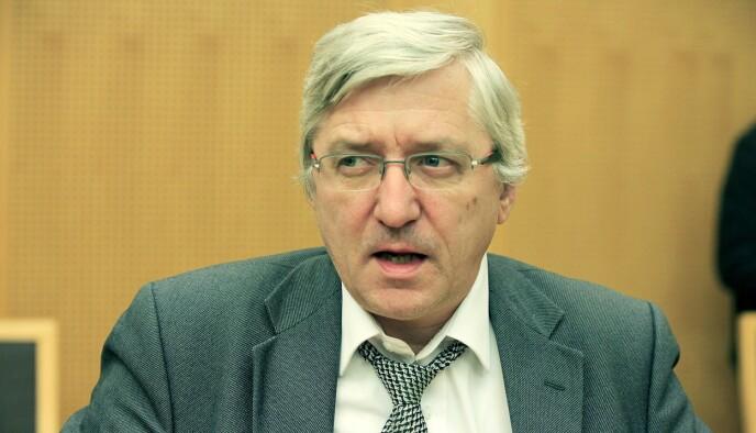 KRITISK: Advokat Arvid Sjødin kritiserer tidligere riksadvokat Tor-Aksel Busch. Foto: Jacques Hvistendahl / Dagbladet